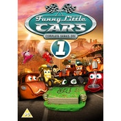 Funny Little Cars: Complete Series 1 DVD