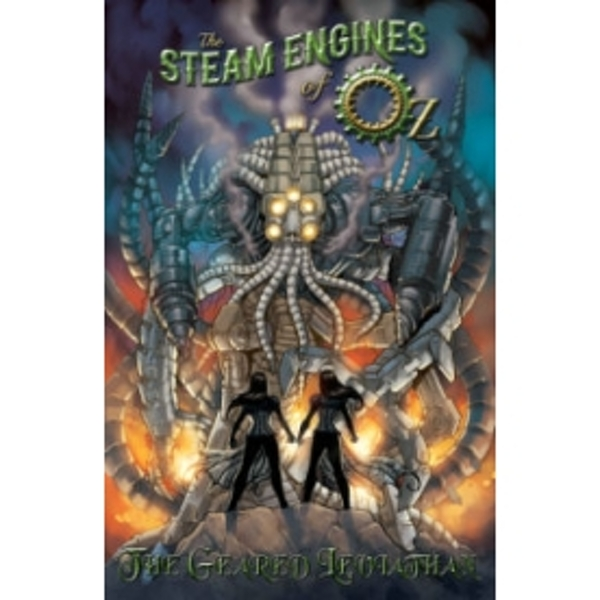 The Steam Engines of Oz Vol 2 TPB