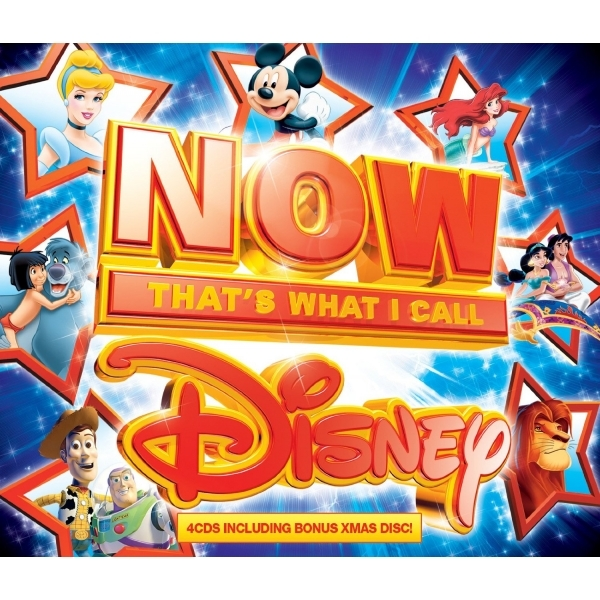 Now Thats What I Call Disney CD