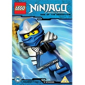 LEGO Ninjago - Masters Of Spinjitzu: Season 1 (Part 2) DVD