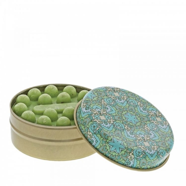Green Repeat With Olive Soap