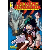 My Hero Academia, Vol. 3 : 3