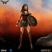 Wonder Woman Mezco Action Figure