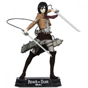 Mikasa Ackerman (Attack on Titan) Colour Tops McFarlane Action Figure
