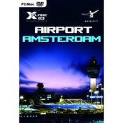Airport Amsterdam for X-plane 10 Game PC