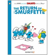The Return of the Smurfette (Smurfs Graphic Novels Series #10)