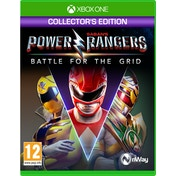 Power Rangers Battle for the Grid Collector's Edition Xbox One Game