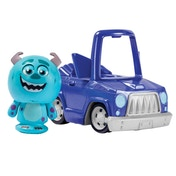 Monsters University Roller Scare Ridez - Sulley