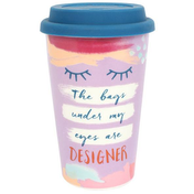 The Bags Under My Eyes...Travel Mug