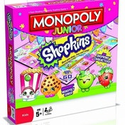 Shopkins Monopoly Junior Edition
