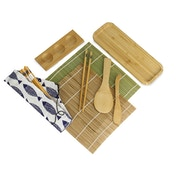 Bamboo Sushi Kit - 11 Piece | M&W