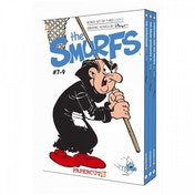Smurfs  Graphic Novels Boxed Set: Volumes 7-9