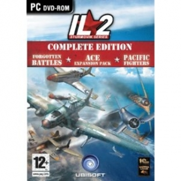 IL 2 Sturmovik Complete Edition Game PC