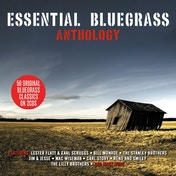 Various Artists - Essential Bluegrass Anthology CD