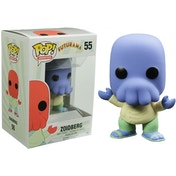 Blue Zoidberg (Futurama: Alternative Universe) Limited Edition Funko Pop! Vinyl Figure