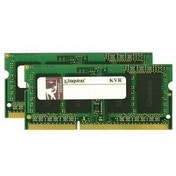 Kingston 2GB, DDR3, 1333MHz (PC3-10600), CL9, SODIMM Memory, Single Rank