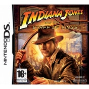 Indiana Jones and the Staff Of Kings Game DS