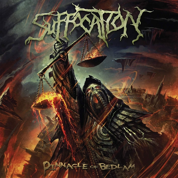 Suffocation - Pinnacle Of Bedlam (Limited Edition) Vinyl