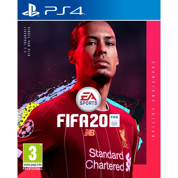 FIFA 20 Champions Edition PS4 Game