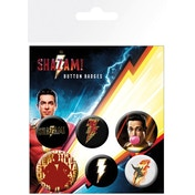 Shazam! Mix Badge Pack