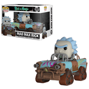 Mad Max Rick (Rick & Morty) Funko Pop! Vinyl Figure