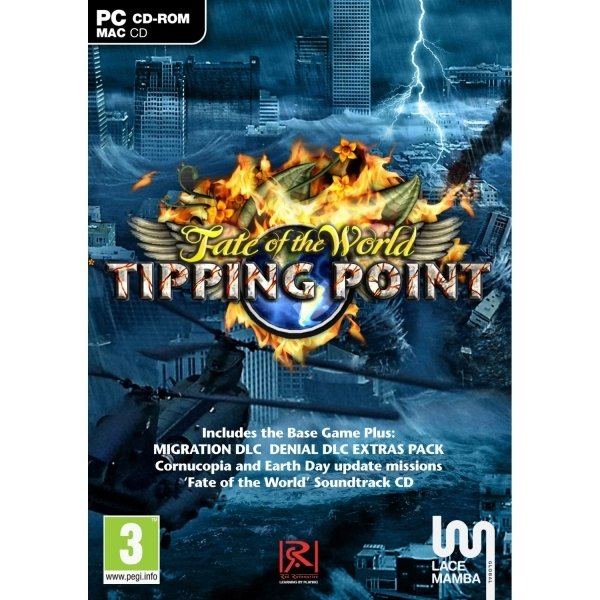 Fate of The World Tipping Point Game PC