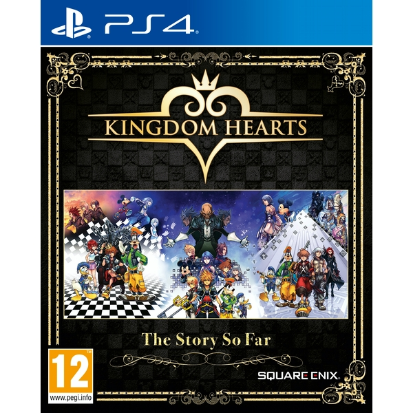 Kingdom Hearts The Story So Far PS4 Game - Image 1