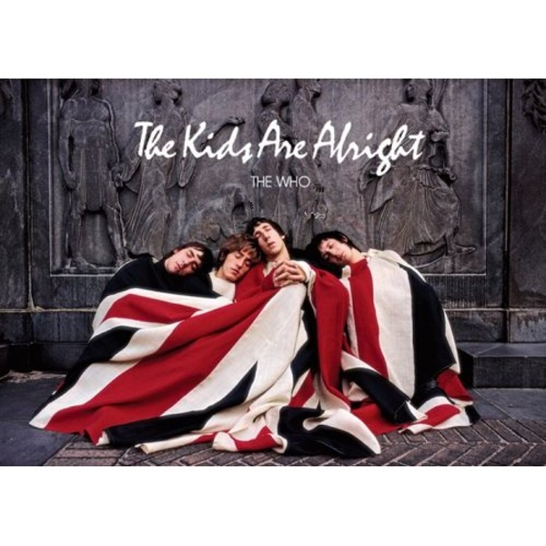 The Who - Kids are alright Postcard