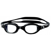 Speedo Futura Plus Senior Swim Goggles Black/Clear