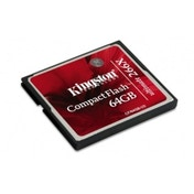 Kingston Technology 64GB Ultimate Compact Flash Card