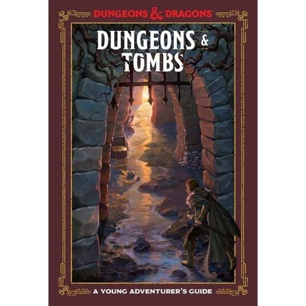 Dungeons and Dragons A Young Adventurer's Guide - Dungeons and Tombs