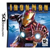 Ex-Display Iron Man Game DS Used - Like New