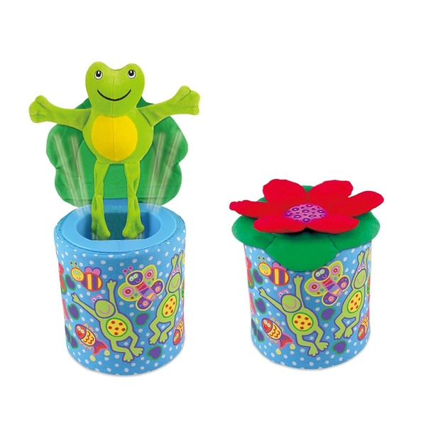 Galt Toys - Frog in a Box Toy - Image 1