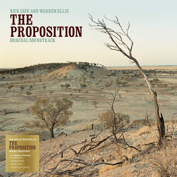 Nick Cave & Warren Ellis - The Proposition - OST (2018 Remaster) Vinyl