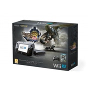 Nintendo Console 32GB Premium Pack Black + Monster Hunter 3 Ultimate Wii U
