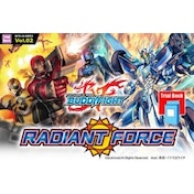 Buddyfight TCG Radiant Force Vol.2 Trial Deck