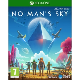 No Man's Sky Xbox One Game