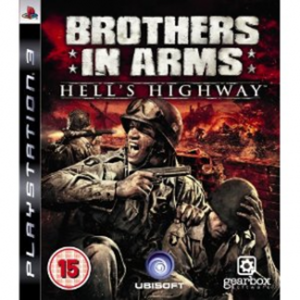 Brothers In Arms Hells Highway Game PS3