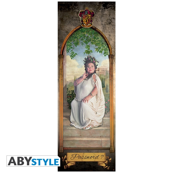 Harry Potter - The Fat Lady (53 x 158cm) Door Poster