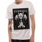 Ice Nine Kills - Puppeteer Men's X-Large T-Shirt - White