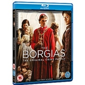 Borgias Season 1 Blu-ray