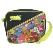 Moshi Monsters Black/Green Courier Bag