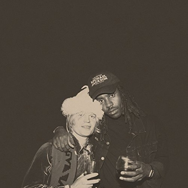 Connan Mockasin Dev Hynes - Myths 001 Vinyl