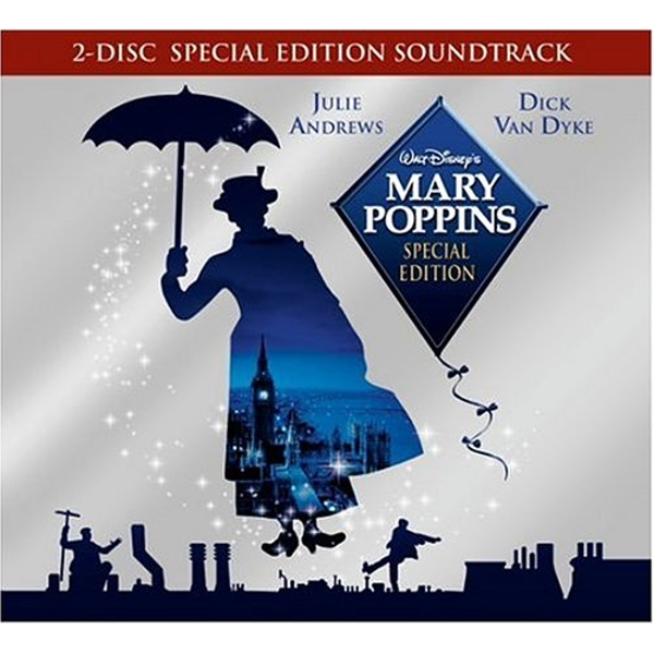 Mary Poppins - Soundtrack CD