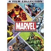 Marvel Animated Features Collection DVD