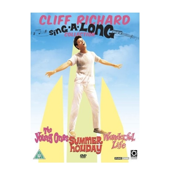 Cliff Richard: Sing-Along Collection DVD