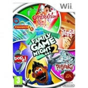 Ex-Display Hasbro Family Game Night Vol 2 Game Wii Used - Like New