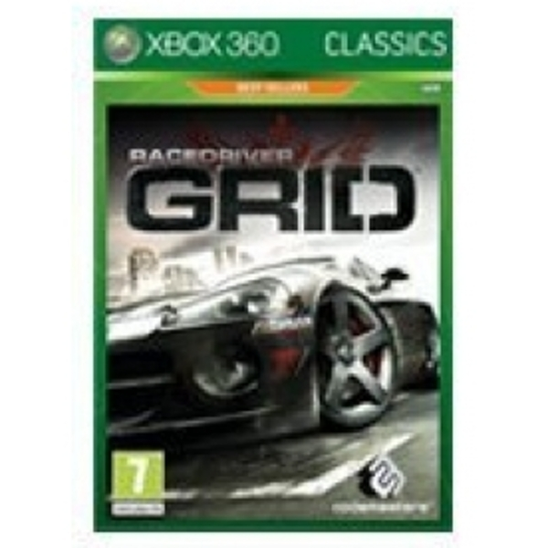Race Driver GRID Game (Classics) Xbox 360