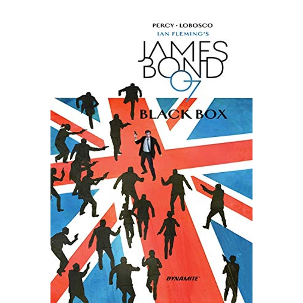 James Bond: Blackbox TPB (Ian Fleming's James Bond)