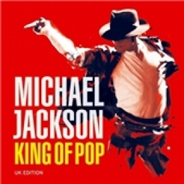 Michael Jackson King Of Pop CD
